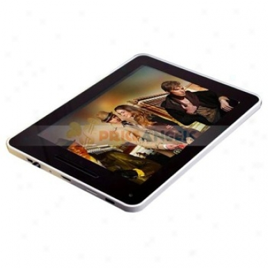 Onda Vi30 8gb Android 2.3 1.5ghz 8-inch Capacitive Tablet Pc With Bluetooth Hdmi(white)