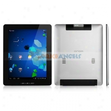 Onda Vi40 8gb Android 4.0 A10 1.5ghz 9.7-inch Capacitive Tablet Pc With Dual Camera Hdmi(black)