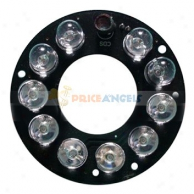 Ovp 10 Led Ir Board Plate For Cctv Certainty Camera