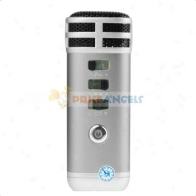 Pocket Mini Mixture Karaoke Player (silver)