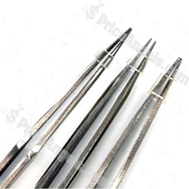 Precision Tweezers 3-piece Set Ts-12 Ts-13 Ts-14