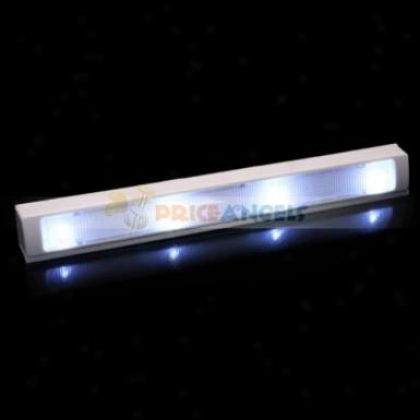 Professional Automatic Shaking Sensor Led Light(white)