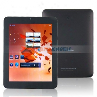 Ramos W13 8gb Android 4.0 1ghz 8-inch Capacitive Touch Screen Tablet Pc With G-sensor/wifi (grey)