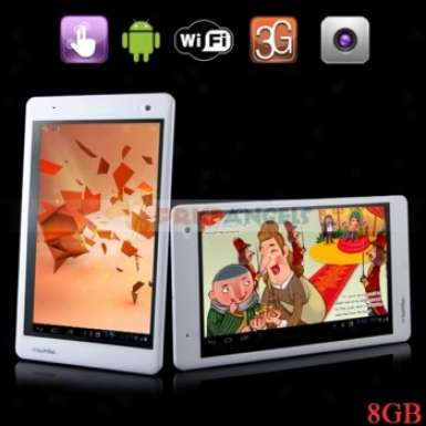 Ramos W17 8gb Android 4.0.3 7-inch Capacitive Scrwen Tablet Pc With iWfi G-sensor