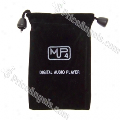 Soft Protective Pouch/case For Mp3/mp4 Player