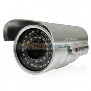 Stijatu St383 1/4 Sharp Ccd 420 Tv Line Cctv Moniter Camera