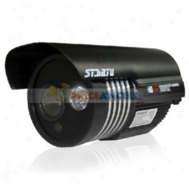 Stjiatu St-39-5cx 420 Tv Line Sonh Chip Led Array Cctv Moniter Camera With Night Vision