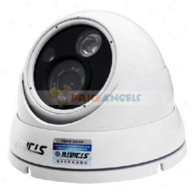 Stjiatu St-39r5cpii 1/3 Sony Ccd 650 Tv Line Led Array Ir Cctv Moniter Camera
