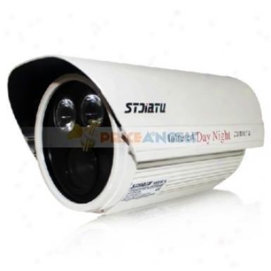Stjiatu St-39r5cx 420 Tv Line Sony Chip Leeward Array Cctv Moniter Camera With Night Vision