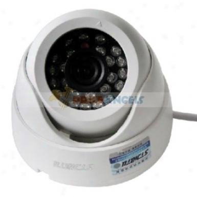 Stjiatu St-8601rh 1/3 Sony Ccd Hd 420 Tv Line Ir Cctv Moniter Camera