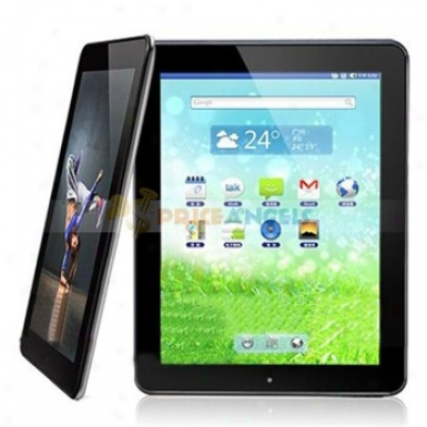 Teckast A10t Android 2.3 8gb 9.7-inch Capacitive Tablet Pc With Aluminum Shell