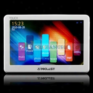 Teclast C550sp 8gb 5-inch Touch Screen Mp4 Media Player