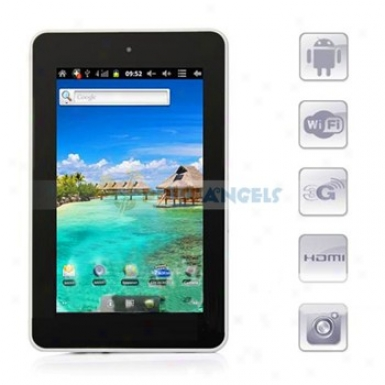 Teclast P75a Android 2.3 1.2ghz 8gb 7-inch Capacitive Super Slim Tablet Pc