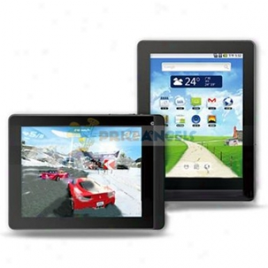 Teclast P81hd Rk2918 Sdk2.0 Android 3.0 Ui 8gb 8-inch Capacitive Tablet Pc