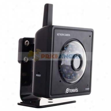 Tenvis Miini319w Mini 1/4 Cmos Ir Night Vision Indoor Security Ip Network Camera