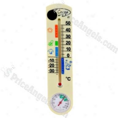Thermometer Human Body Induction Cycle Stealth Spy Camera Instruction