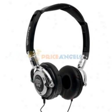 Tymed Tm1 Adjustable Stereo 3.5mm Headset Head0ohne Earphone Earpiece For Mp3 Mp4 Cd Player(black)