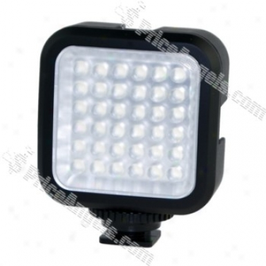 Ufs-47484 36 5006 Led Digital Video Light For Sony/panasonic Dv