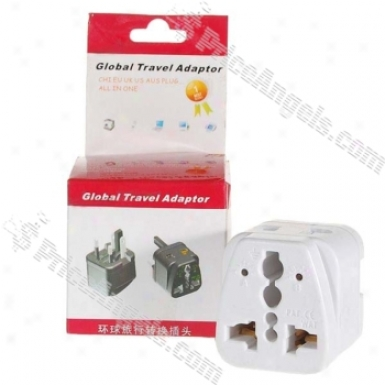 Universal World Travel Ac Adapter