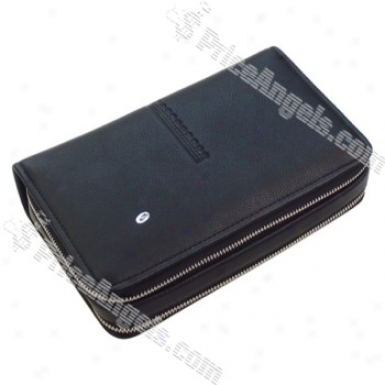 Usb Rechargeable 4gb Pinhole Spy Av Recorder Camera Disguised As Briefcase - Us Plug