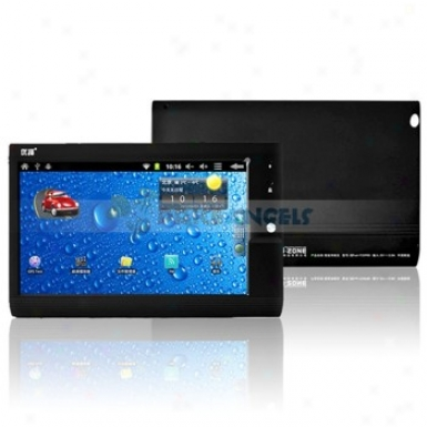 U.zone F2c Pro 8gb Android 2.3 1.5ghz 7-inch Capacitive Screen Tablet Pc With Gps American Map Camera