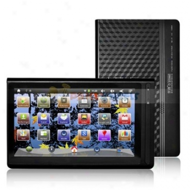 U.zone Fo Lead Style 8gb Android 2.3 1.2ghz 7-inch Capacitive Touch Screen Tablet Pc With Wifi Camera