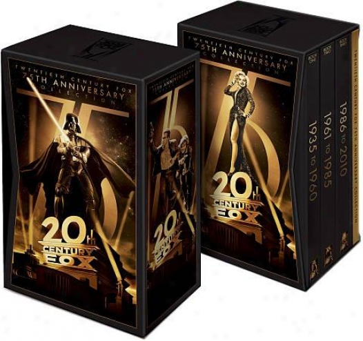 20th Century Fox: 75th Anniversary Coolection