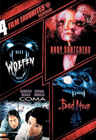 4 Film Favorites: Horror
