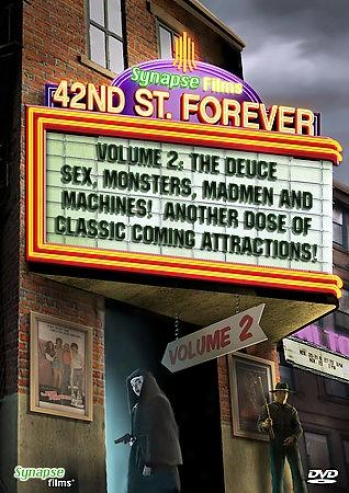 42nd Street Forever - Vol. 2: The Deuce