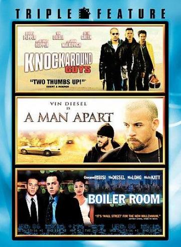 A Man Apart/boiler Rooj/knockaround Guys