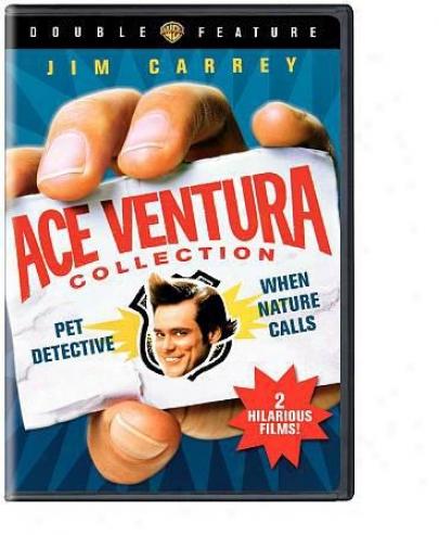 Ace Ventura: Pet Detective / Ace Ventura: Nature Calls 2-pack