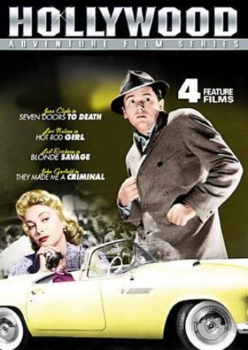 Adventure Film Series Vol. 1: 4 Feature Films