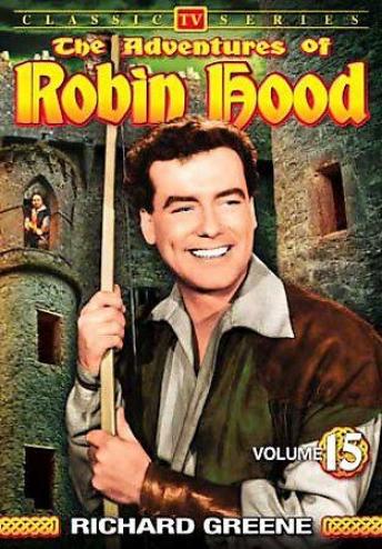 Adventures Of Robin Hood - Vol. 15