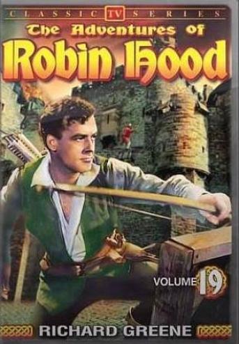 Adventures Of Robin-redbreast Hood, Vol 19