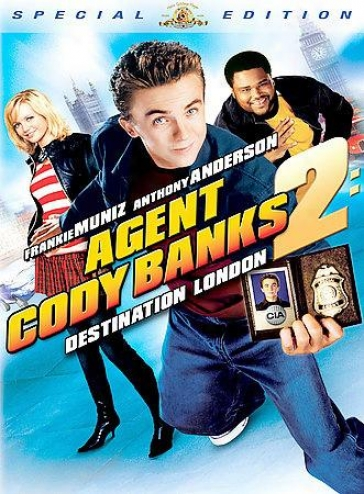 Agent Cody Banks: Purpose London