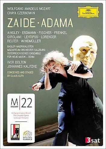 Ainsley/erdmann/fischer/frenkel - Zaide: Adama