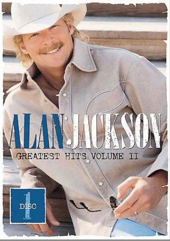 Alan Jackson - Greatest Video Hit Volume Ii (disc 1)
