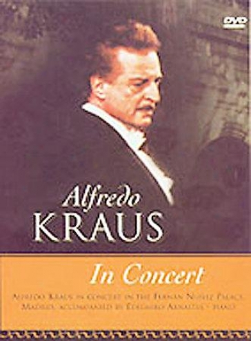Alfredo Kraus In Concert
