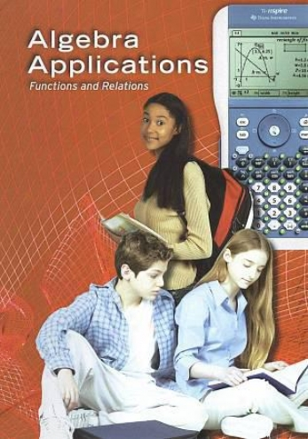 Algebra Applications: Functions And Relations
