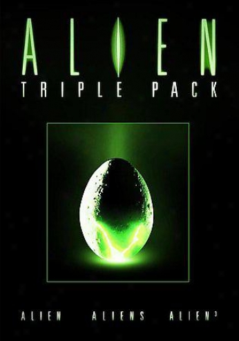 Alien Triple Pack