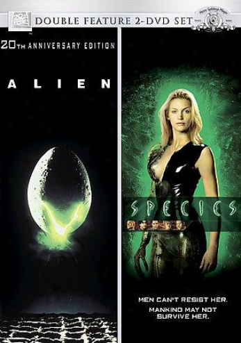 Alien/sprcies