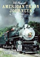 All Aboard! American Train Journeys Vol 1: Cokorado Steam Mecca, Norfolk Souther