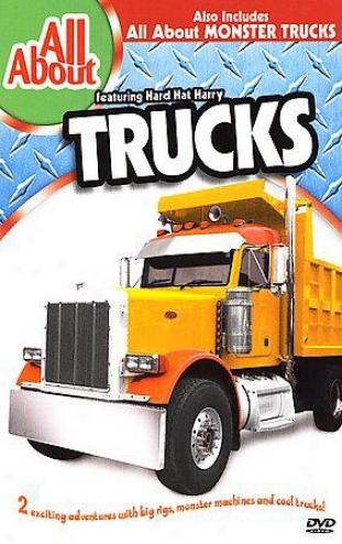 All About - Trucks & Monster Trucks