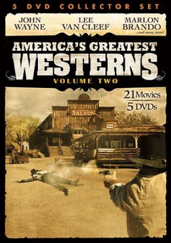 America's Great Westerns, Vol. 2