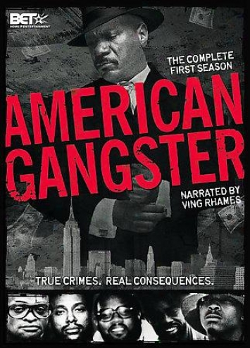 American Gangster - The Complete First Habituate