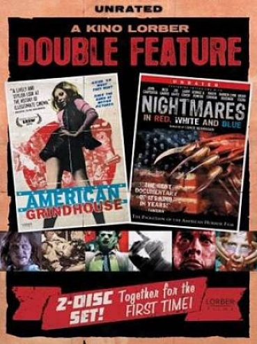American Grindhouse/nightmares In Red, White And Blue