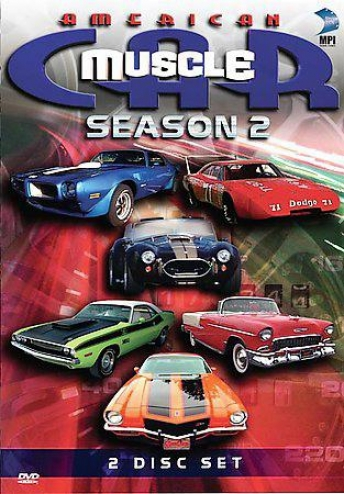 American Muscle Car - Seaason 2