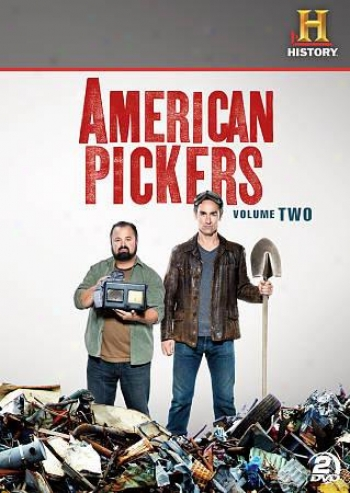 American Pickers, Vol. 2