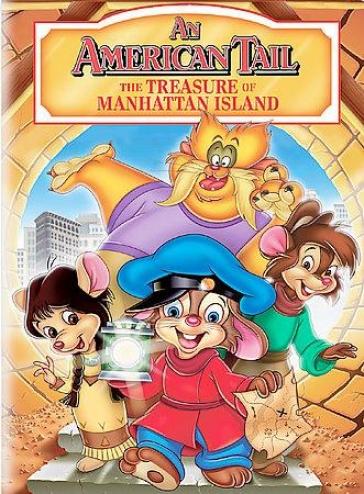 American Tail, Each - The Treasure Of Manhattan Island