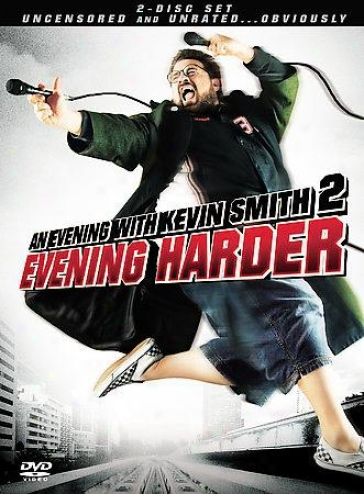 An Evening With Keivn Smith: Evening Harder